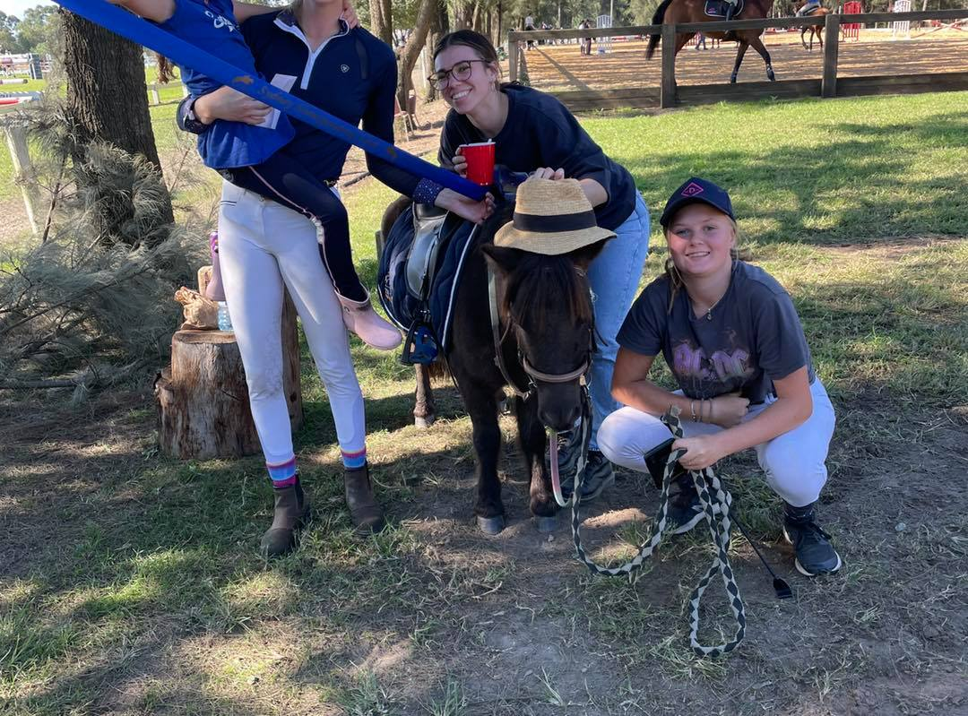 The preparation for the Hawkesbury show has been very successful for the Tic Toc - 1618987548 458 The preparation for the Hawkesbury show has been very successful image