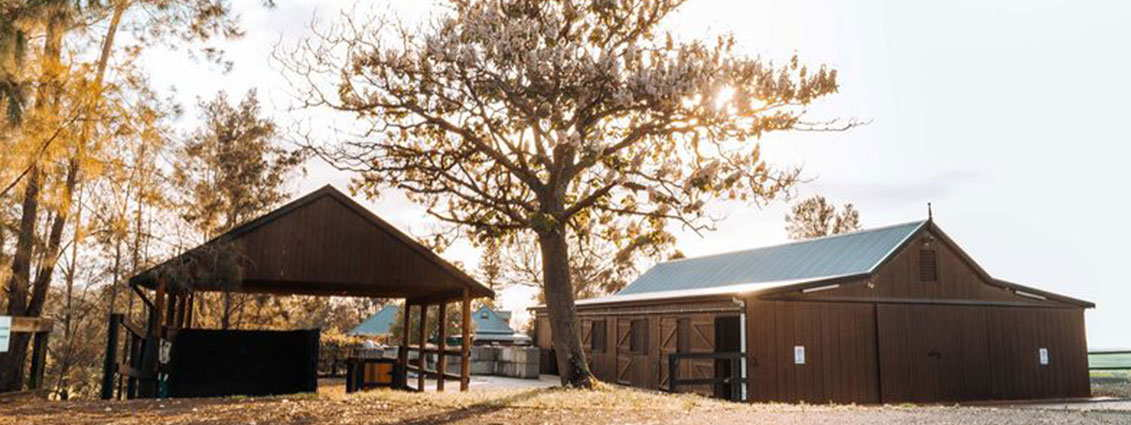 Tic Toc Equestrian Barn and Wash Bay