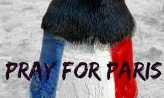 As a company with a strong connection to France, our thoughts and prayers are wi
