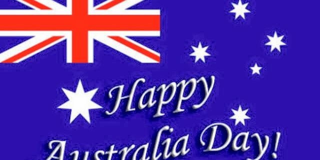 Happy straya day!!