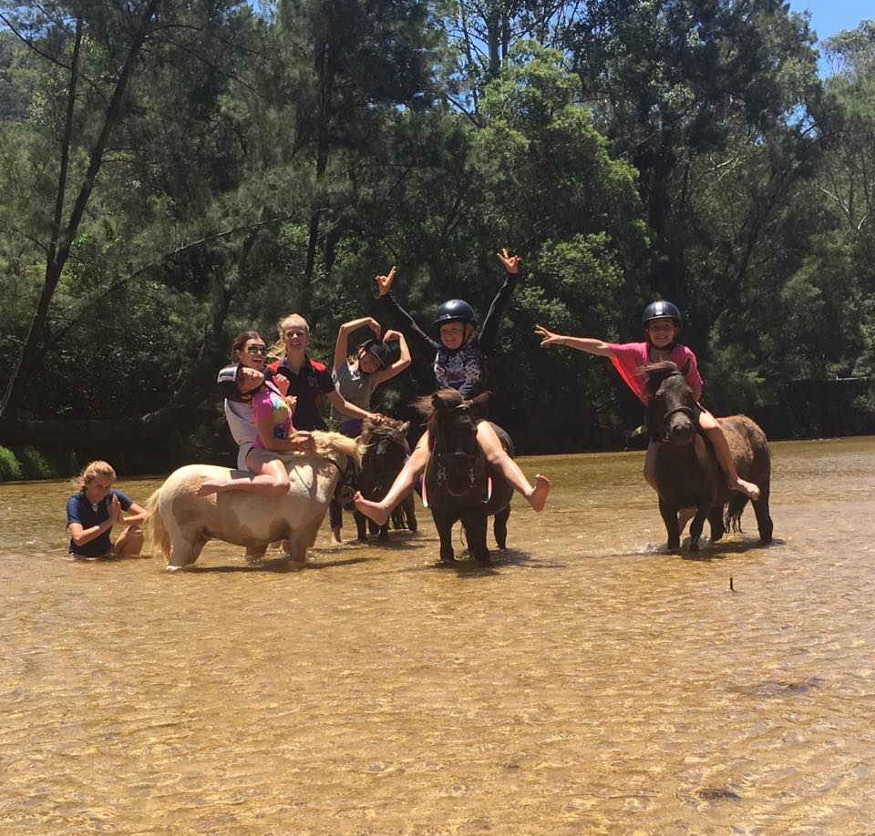 School holidays camp... A lot of fun at Tic Toc Ring Sandra on 0437300059 - School holidays camp... A lot of fun at Tic image