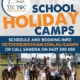 One more week before the school holidays  Don't miss out...Only a few spots left