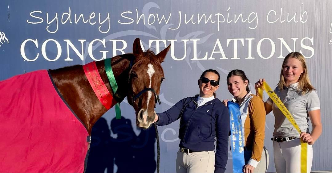 Sydney Jump Club Winter Championship - Sydney Jump Club Winter Championship image