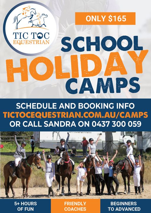 Tic....Toc....Tic....Toc.... School Holiday Program is up! Check our website and - TicTocTicToc School Holiday Program is up Check our website and image