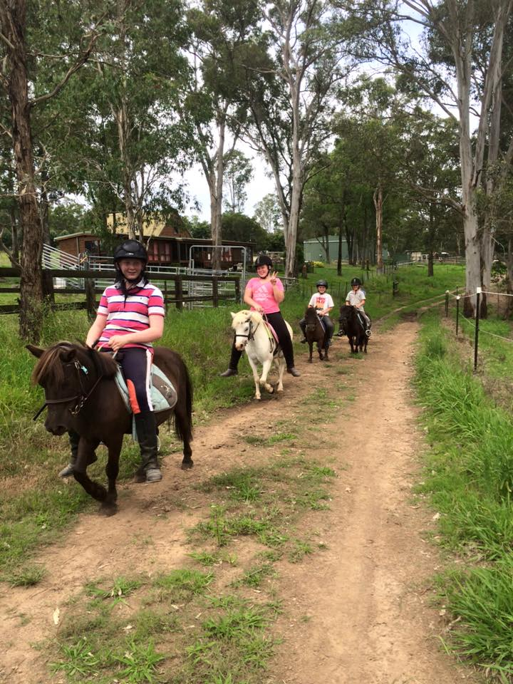 Day camps are on at Tic Toc Equestrian: ...Creates childhood memories... 1