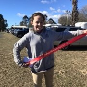 **Flash news: Tamara won the 75 Cm** Congratulation Jade for your 2nd place wit