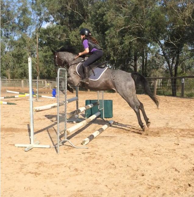 Great jumping, girls 2