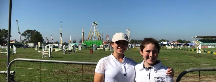 Hawkesbury ag show is on today for the TT Team.   It's the first ag show for the