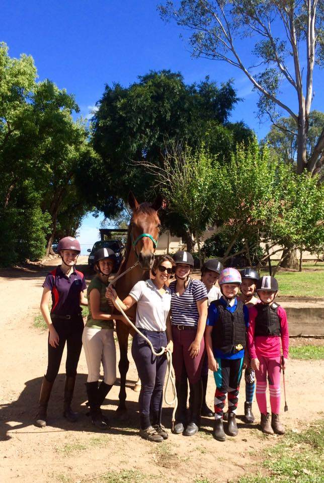 School holidays camp... A lot of fun at Tic Toc Ring Sandra on 0437300059 1
