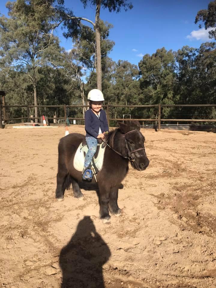 Thank you to the wonderful riders that shared the school holidays with us. 8