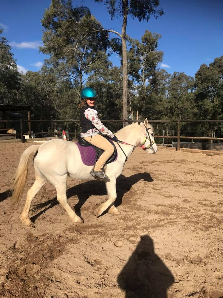 Thank you to the wonderful riders that shared the school holidays with us. 10