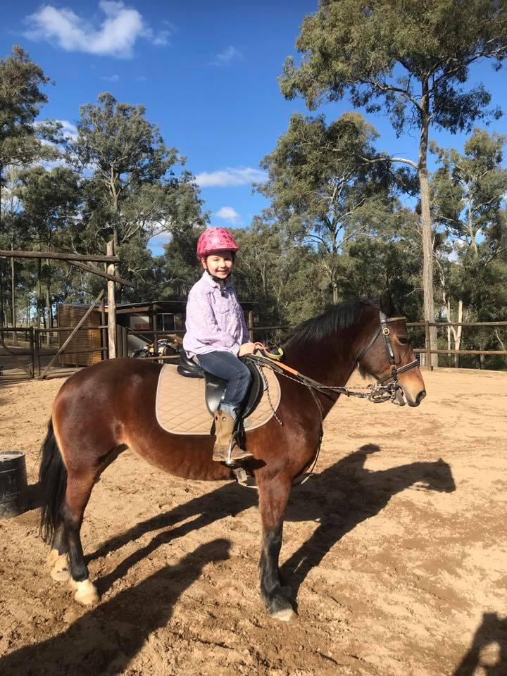 Thank you to the wonderful riders that shared the school holidays with us. 7
