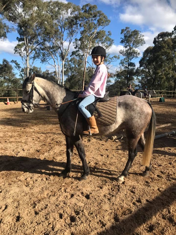 Thank you to the wonderful riders that shared the school holidays with us. 13
