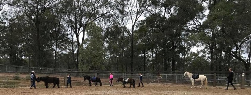 Thursday's camp was a success: no rain!! Our amazing group of riders has worked