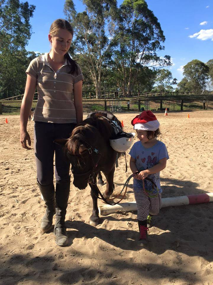 Tic Toc Equestrian Christmas Party on Sunday ! 8
