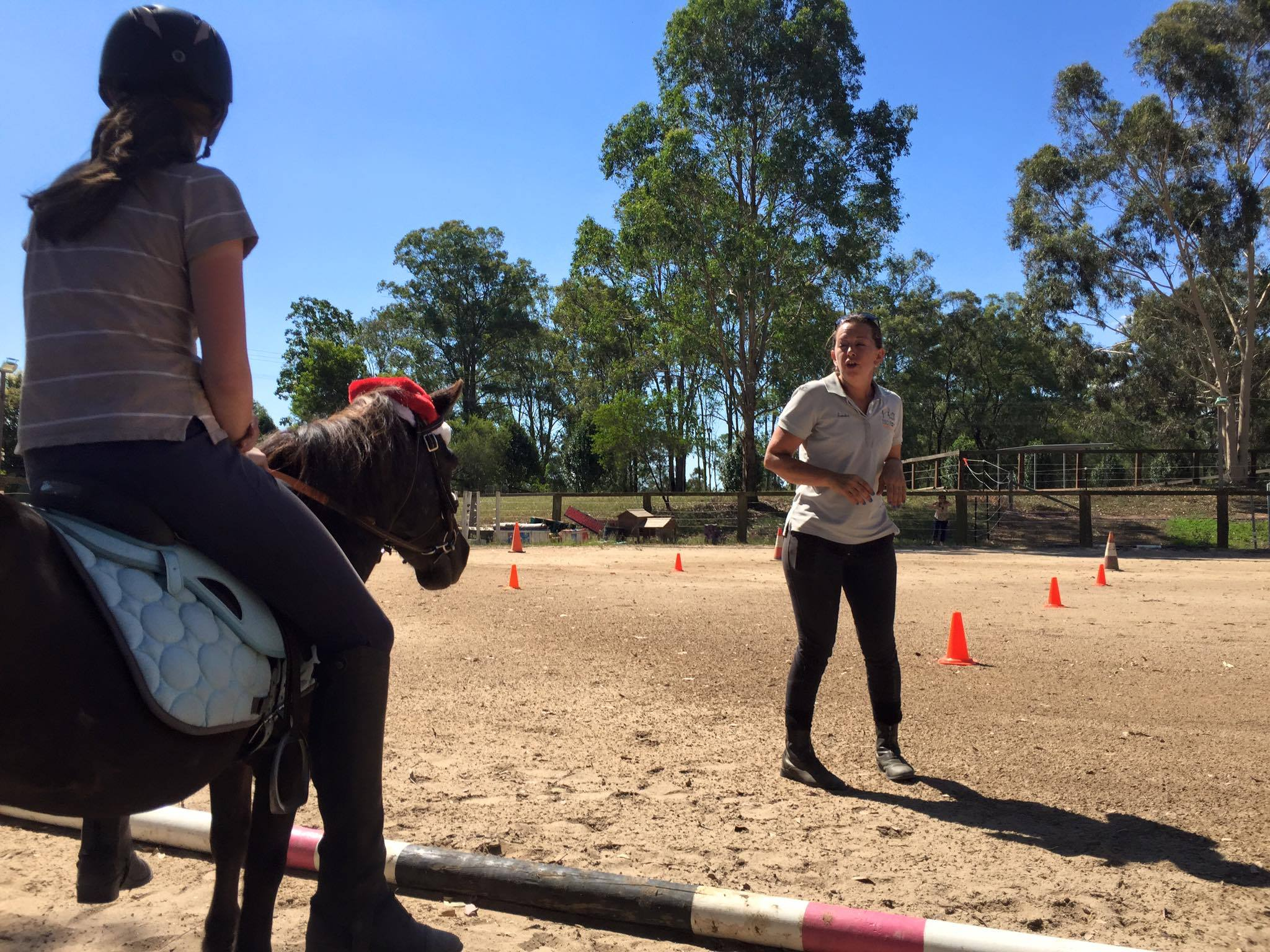 Tic Toc Equestrian Christmas Party on Sunday ! 5