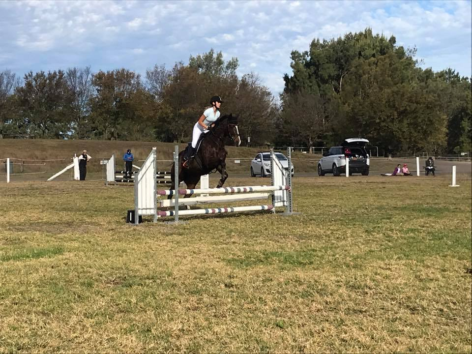 Whaou... what a day of Showjumping! 2