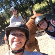 What a great day we had at Sydney Jump Club.   TT Wild fire aka Giget was a star