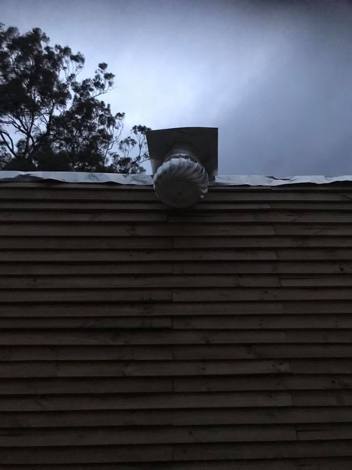 The end of the afternoon was a little hectic at Tic Toc: massive wind storm 1