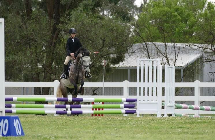 Tic Toc riders were on fire during the two days of showjumping competition. 4