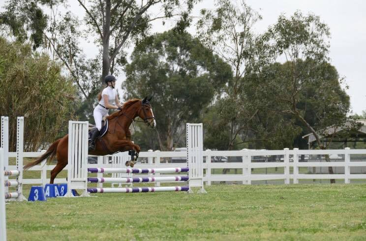 Tic Toc riders were on fire during the two days of showjumping competition. 3