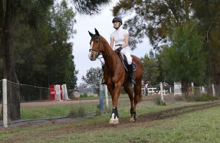 Tic Toc riders were on fire during the two days of showjumping competition. 1