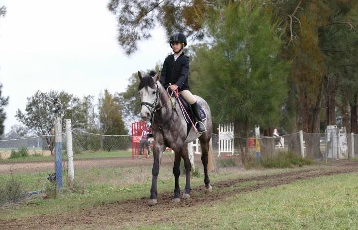 Tic Toc riders were on fire during the two days of showjumping competition. 2