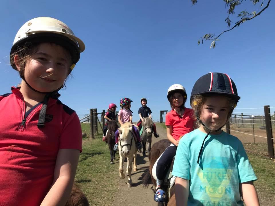 Thank you to all the riders that have spent the school holidays with us. 1